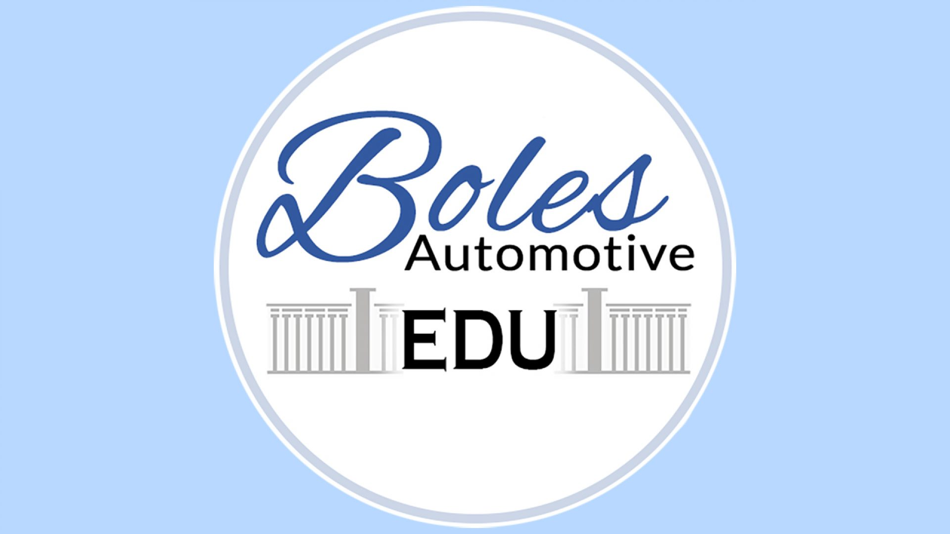 Automotive Educational Courses and Training